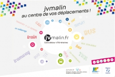 Calculateur d'itinéraires jv-malin
