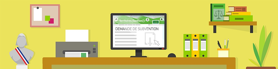 Illustration demande de subvention